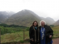 Cathy with Liz Curtis Higgs at Glencoe