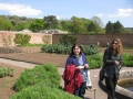 Gardens at Tyntestfield, with dear friends and authors, Carrie Turansky and Melanie Dobson