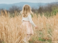 """My granddaughter became inspiration for the young character, Aimee, in """"Until We Find Home.""""-Photo by Kristen Thomasjpg"""