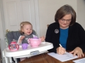 """Short weeks before learning I had cancer, I signed, with my granddaughter, the contract to write """"Until We Find Home"""""""