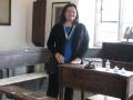 Wordsworth's School--the teacher's desk